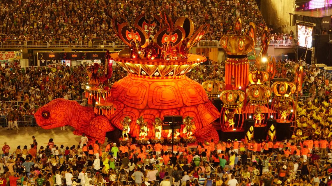 Carnaval zur Dozentenkonferenz